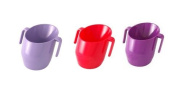 Bickiepegs Doidy Cup 3 Pack - Red, Lilac & Purple