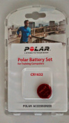 Genuine Polar Battery Kit for FT4 & FT7 with battery cover and FREE Sealing Ring