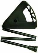 Amazing Health Flipstick folding adjustable shooting stick - 88-94cm LONG