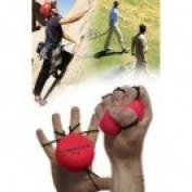 HANDMASTER PLUS. ALL IN ONE HAND EXERCISE BALL. Designed by healthcare professionals - Medium