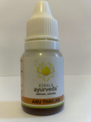 Herbal Anu Thailam Nasal Drops Sinusitis Migraine Headache Memory Loss Lack of Concentration Stress *Ship from the UK