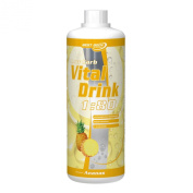Best Body Nutrition 1000ml Low Carb Vital Drink Pineapple