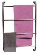 4 Tier Heavy Duty Over Door Towel Rail