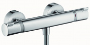 Hansgrohe Comfort 13116000 Ecostat Thermostatic Shower Mixer Chrome