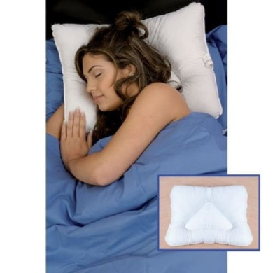 Anti Snoring Stop Snoring Pillow Orthopaedic Pyramid Pillow Back & Neck Support