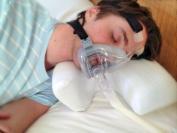 CPAP Continious Positive Air Pressure Pillow Medium