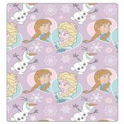 Disney Frozen Fleece Blanket - Soft Feel