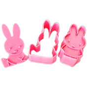 CY-Buity Fondant Cake Cookie Cutter Mould Mould Cartoon DIY Fun Miffy Rabbit