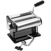 Ethos Pasta Machine in Box, Chrome/ Black