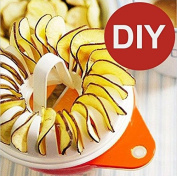 IMAGE®DIY home microwave oven baked potato chips maker machine /microwave oven grill basket fat free