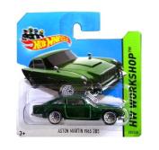 Hot Wheels - HW Workshop - Aston Martin 1969 DB5
