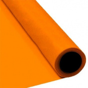 Orange Paper Banquet Roll 8M X 1.2M
