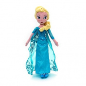 Disney Elsa From Frozen Soft Toy Doll