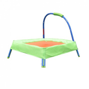 HLC Toys Junior Folding Padded Trampoline with Handle