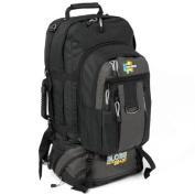 Karabar Globe Traveller 105 Litres Large Backpack With Detachable Daypack - 3 Years Warranty!