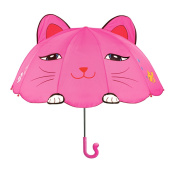 Kidorable Lucky Cat Umbrella - Pink