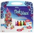 Play-Doh DohVinci Flower Tower Complete Frame Kit