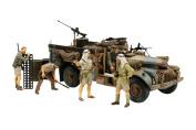 British LRDG Command Car North Africa - 1:35 Scale - Model Kit