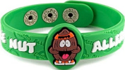 AllerMates Tree Nuts Allergy Awareness Wristband Nutso