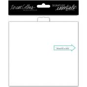 Signature Essentials Flip Book 15cm x 14cm -White