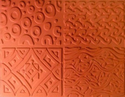 Foursome Rubber Texture Mat