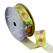 Offray Doc McStuffins Craft Ribbon, 2.2cm by 2.7m, Medical Bag and Band-Aid