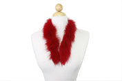 Genuine Fox Fur Hoodie Trims and Collar Trims
