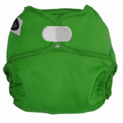 Imagine Baby Products Hook and Loop Nappy Cover, Emerald