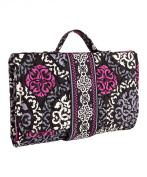 Vera Bradley Changing Pad Clutch in Canterberry Magenta