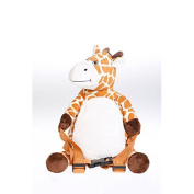 Raffy The Giraffe Toddler Backpack With Reins By BoBo Buddies