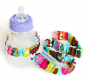 Sister Chic Dropper Stopper Sippy Cup and Tether Toy, Sweet Treats