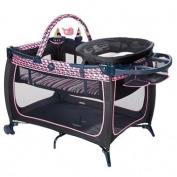 Safety 1st Prelude Play Yard, Sweet Sailing/Pink