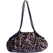 Baby Bella Maya 5 in 1 Nappy Tote Bag, Lollipop Leopard