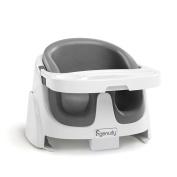 Ingenuity Baby Base 2-in-1 Booster Seat, Slate