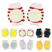 Voberry® Kid Baby Crawling Knee Pad Toddler Elbow Protective Pads Crawling Safety Protector,1 Pair