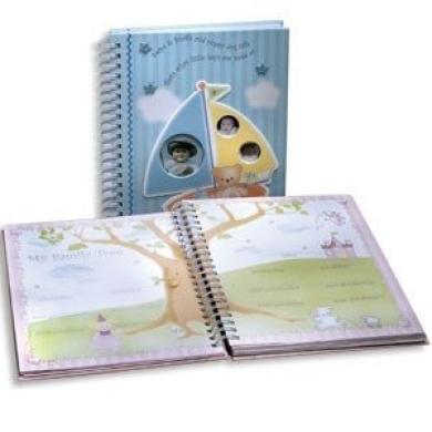 Baby Memory Book ~ Boy