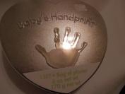 Baby's Hand Print