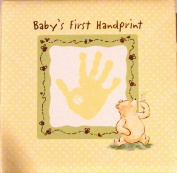 Classic Pooh Baby's First Handprint