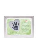 C.R. Gibson Precious Miracle Handprint Frame Kit