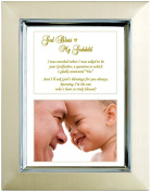 Godson or Goddaughter Gift From Godfather - Baptism, Christening, Christmas - Add Photo