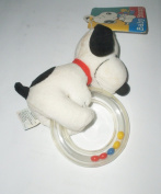Peanuts Baby Snoopy Rattle Ring
