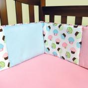 Trend Lab Cupcake - Crib Bumpers