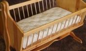 Wool Mattress for Bassinet/Cradle