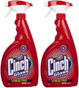 Cinch Glass Cleaner - 950ml - 2 pk
