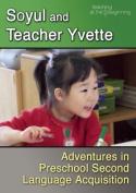 Soyul and Teacher Yvette