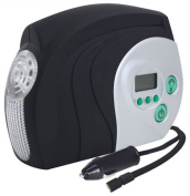 NEW! Slime 40022 12-Volt Digital Tyre Inflator with Inflate Right Technology
