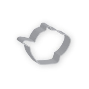 The American Cookie Cutter by Flavortools Teapot Cookie Cutter, 8.9cm , Set of 12