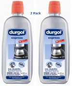 Durgol Express Multipurpose Decalcifier, Pack of 2