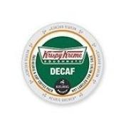 96 K Cups of Krispy Kreme DecafBlend Coffee