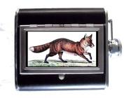 Red Fox Great Vicorian Colour Naturalist Art